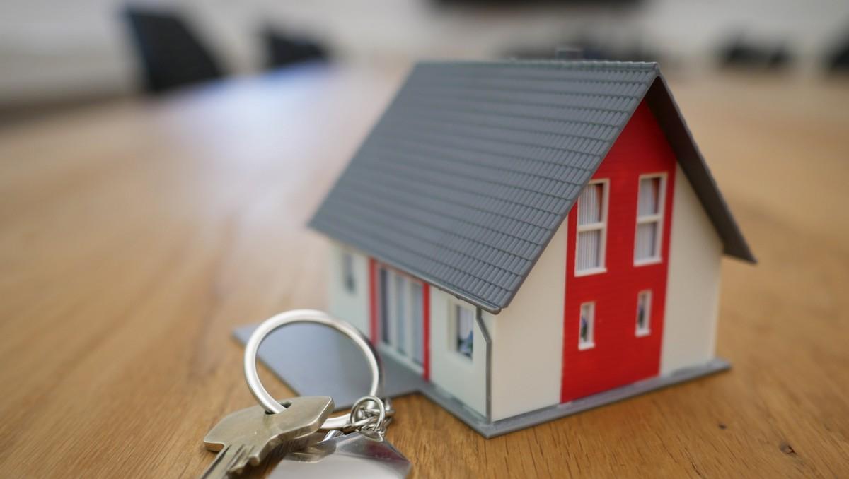 Dům, který Vám může zajistit hypotéka.